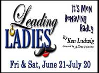 Kennedy Gold Mine Theatre - Jackson CA -Leading Ladies - Main Street Theatre Works